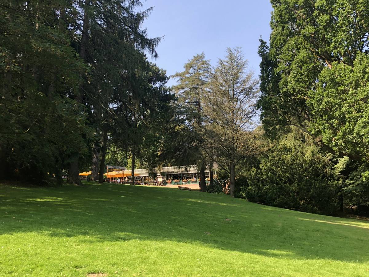 Forstbaumschule Kiel Park & Restaurant