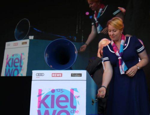 Rückblick: Heute vor einem Jahr wurde die Kieler Woche 2019 eröffnet