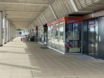 Geschäfte Olympiazentrum Schilksee