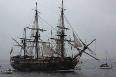 Götheborg Segelschiff Kiel Windjammerparade 2013