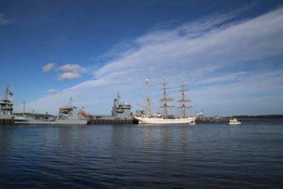 Gorch Fock Segelschiff Deutsche Marine Kiel