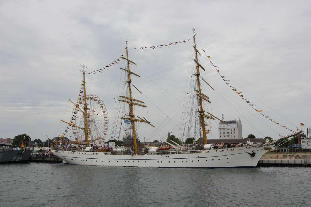 Segelschulschiff Gorch Fock