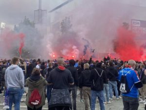 Holstein Kiel - Darmstadt 23.05.2021 Kieler Holstein-Stadion
