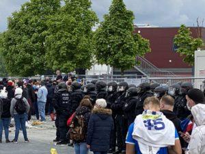 2. Bundesliga Kiel - Darmstadt Holsteinstadion 23.05.2021
