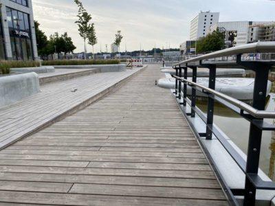 Holsten Fleet Holstenbrücke Kiel