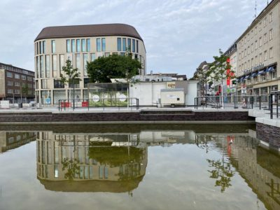 Kleiner Kiel Kanal Holstenstraße