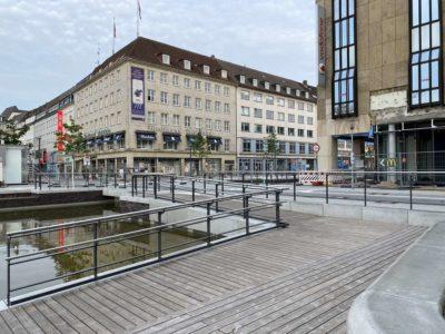 Holstenbrücke Ecke Holstenstraße Kiel