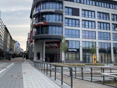 Holstenstraße Kiel TK Maxx