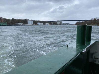 Nost-Ostsee-Kanal Holtenauer Hochbrücke