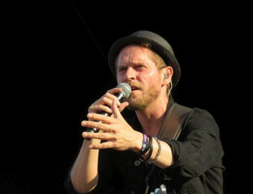 Johannes Oerding live auf der Kieler Woche