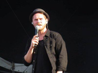 Johannes Oerding Kieler Woche 2019