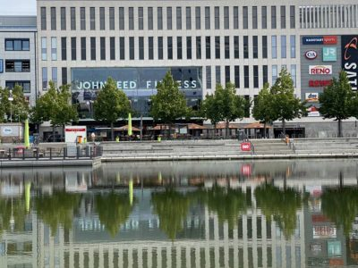 John Reed Bootshafen Kiel