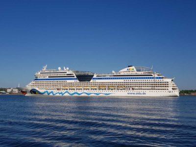 Kiel AIDAsol Kreuzfahrtschiff