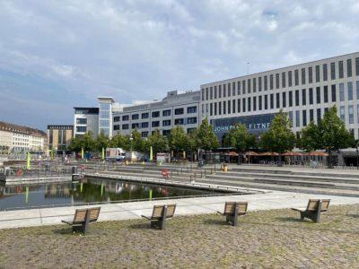 Kiel Bootshafen & Nordlicht Einkaufszentrum