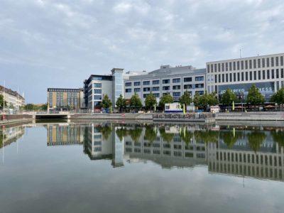 Landeshauptstadt Kiel Bootshafen