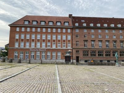 Kiel Deutsche Bank Rathausplatz