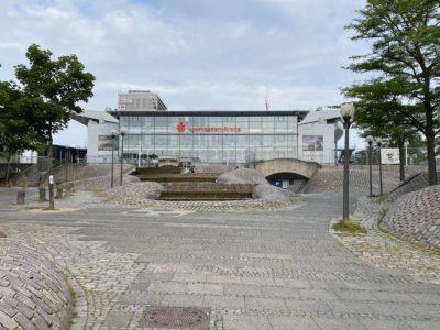 Europaplatz Kiel Sparkassen Arena
