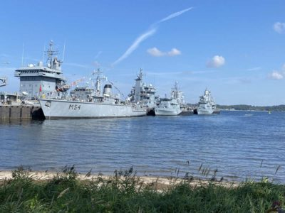 Open Ship Marinestützpunkt Kiel 2021