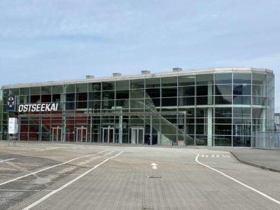 Kiel Ostseekai Terminalgebäude