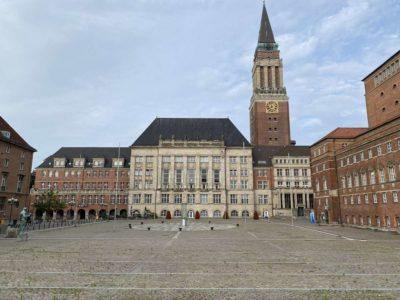 Kiel Rathausplatz