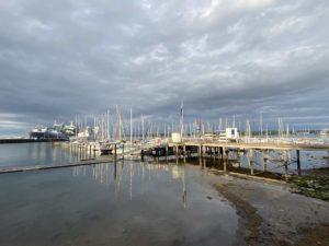 Kiel Sportboothafen Wik