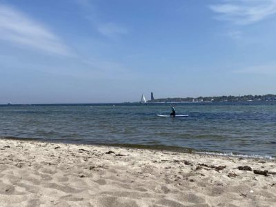 Kiel Stand Up Paddling Falckensteiner Strand