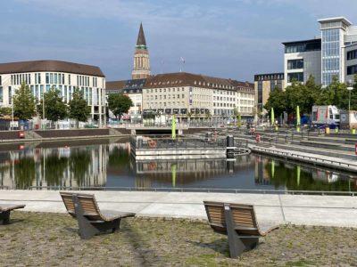 Kieler Bootshafen Landeshauptstadt Kiel