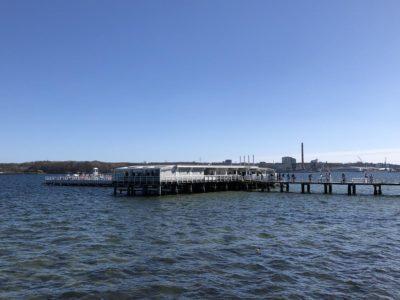 Kieler Förde Seebar Kiel