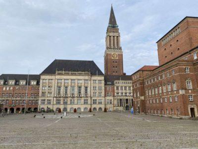 Kieler Rathausplatz