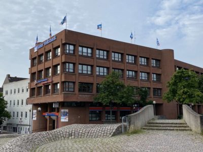 Kieler Volksbank Europaplatz Kiel