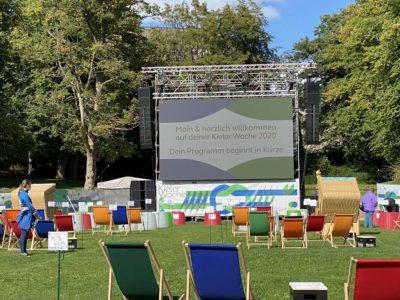 Kieler Woche 2020 Schlossgarten Kiel