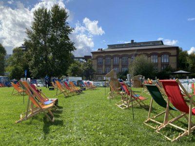 Kieler Woche 2020 im Schlossgarten Kiel