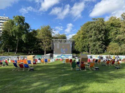 Kieler Woche 2020 Live-Übertragungen im Schlossgarten