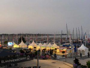 Olympiahafen Kiel-Schilksee Kieler Woche 2021