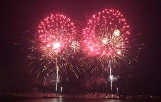 Kieler Woche Feuerwerk 2019