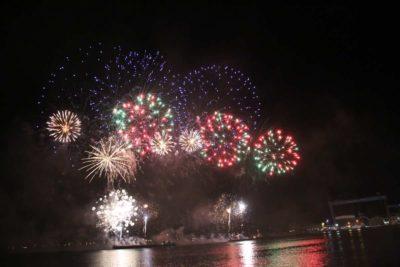 Feuerwerk Kieler Woche 2021 Sternenzauber Kiel