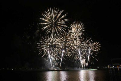 Kieler Woche Feuerwerk 2021