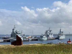 Marinestützpunkt Kiel-Wik Open Ship 05.09.2021