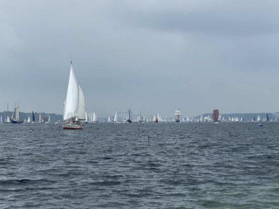 Kieler Woche Windjammerparade 2021