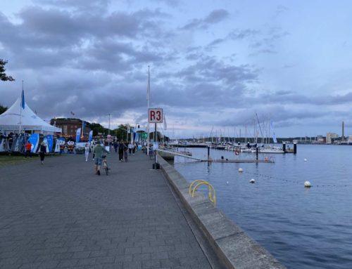 Videos: TORNADO in Kiel 29.09.2021 Unwetter Uferpromenade Kiellinie an der Kieler Förde