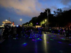 Kiellinie Kiel Tanzen an der Förde am 12.09.2021