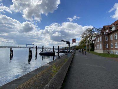 Kiellinie Kiel Wasserschutzpolizei