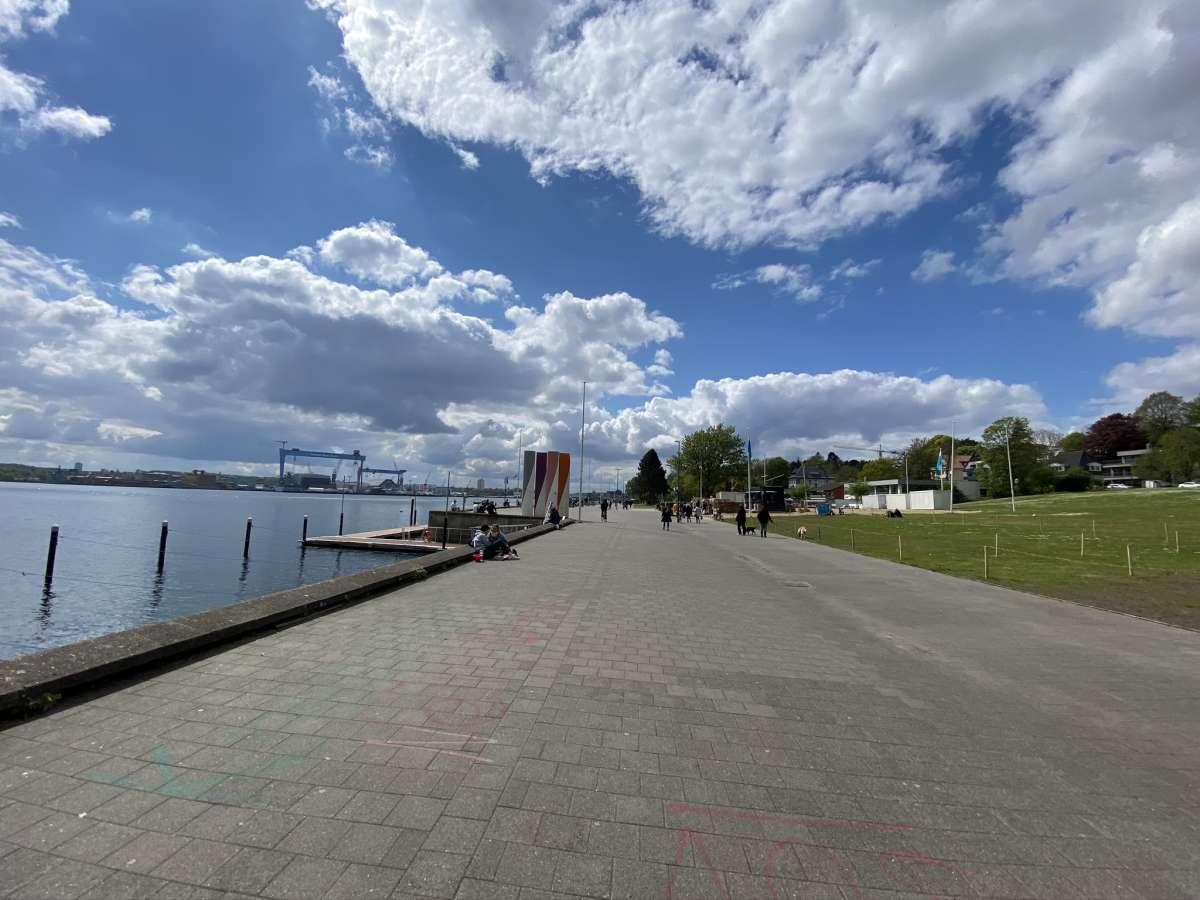 Kiellinie Kiel