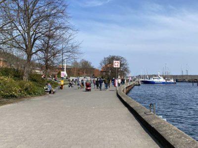 Kiellinie & Wasserschutzpolizei Kiel