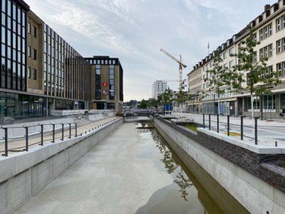 Kleiner Kiel Kanal Holstenbrücke