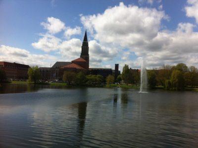Kleiner Kiel und Rathaus