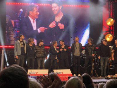 Konzert Johannes Oerding & Peter Maffay Kiel Tag der Einheit 2019