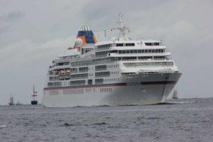 Europa Kreuzfahrtschiff