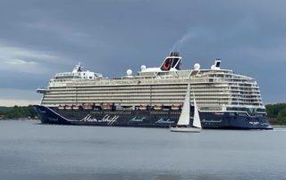 Kreuzfahrtschiff Mein Schiff 1