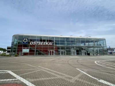Kreuzfahrtterminal Kiel Ostseekai
